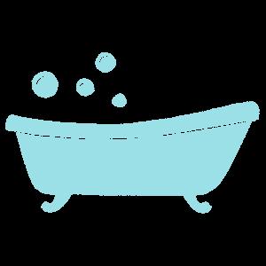 お風呂でストレスを解消する